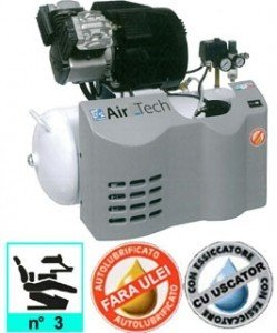 Compresor Fiac medical tip AIR TECH 50/254 EM